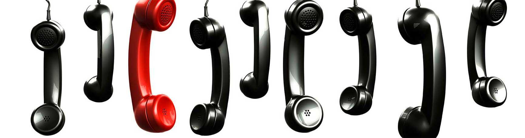 telefoneVonDerDecke