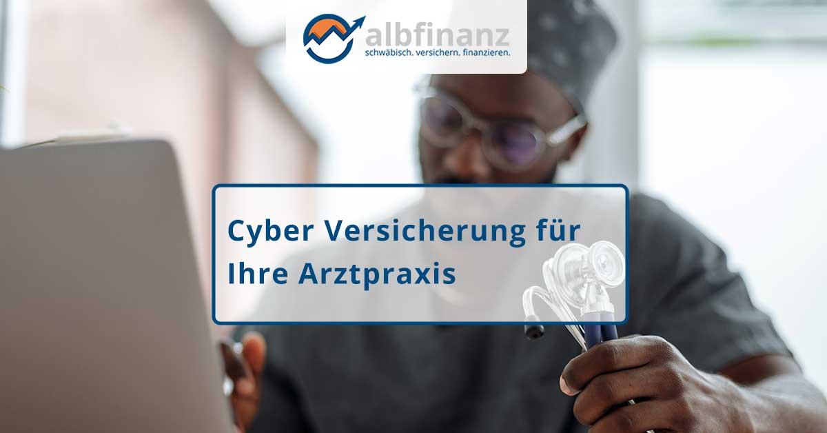Cyber Versicherung für Ihre Arztpraxis