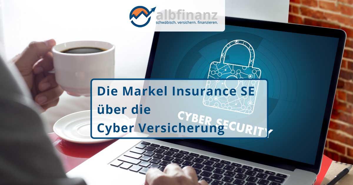 Die Markel Insurance SE über die Cyber Versicherung